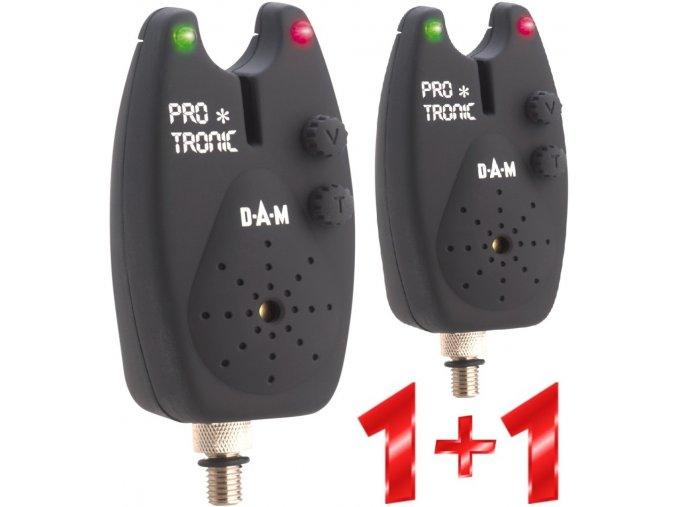 Signalizátor DAM Protronic Bite-Alarm - AKCE 1+1
