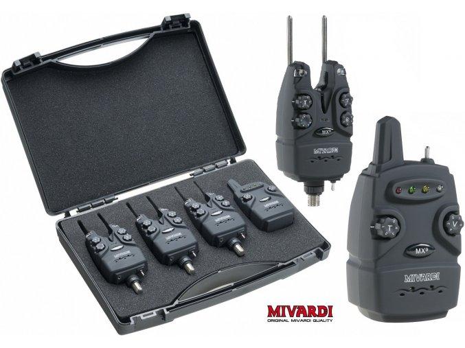 Mivardi sada hlásičů MX9 Wireless 2+1, 3+1, 4+1