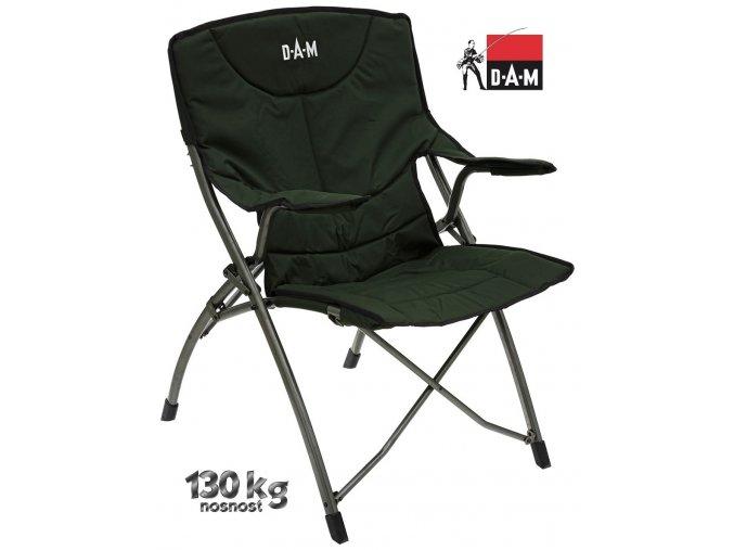 DAM křeslo Foldable Chair DLX