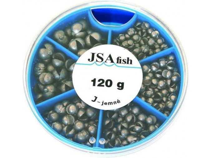 JSA Fish broky jemné 120 g