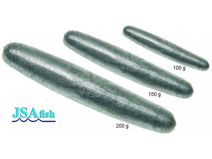 JSA Fish olovo na sumce 100 - 200 g