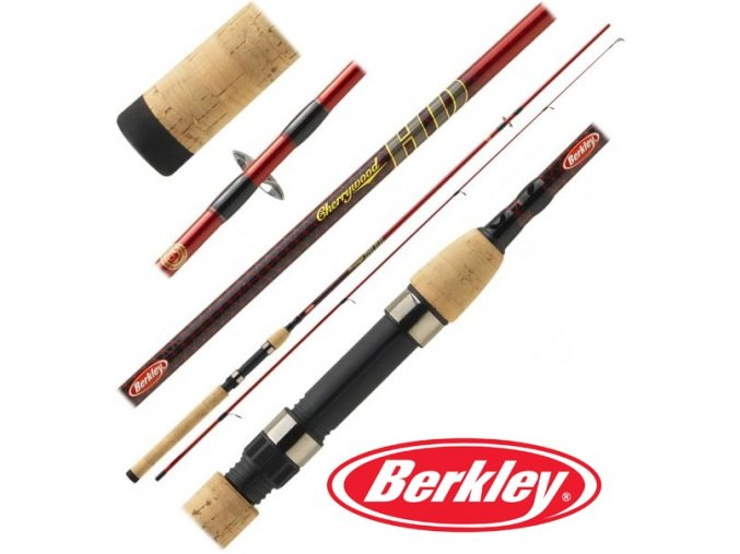 Prut Berkley Cherrywood HD Spin 170, 200, 210, 240, 270