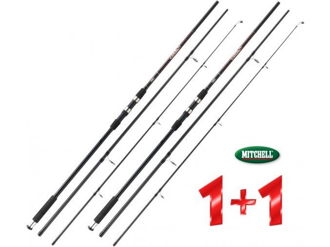 Prut Mitchell Catch Carp 360 cm/3 lbs (3 díly) - AKCE 1+1