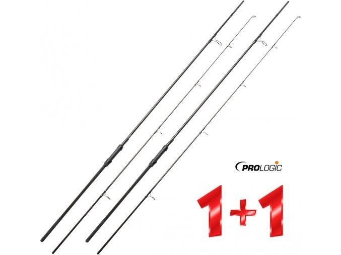 Prut Prologic C1 Carp Rods 12' 360 cm (2 díly) - AKCE 1+1