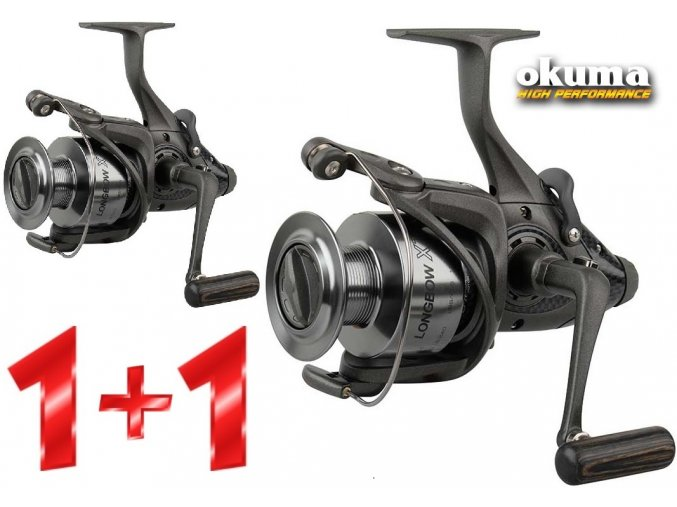 Naviják Okuma Longbow XT BF LBXT-630 - AKCE 1+1