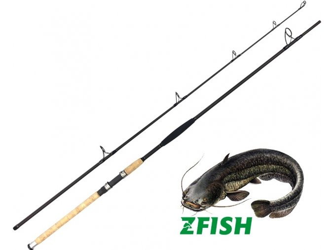 Zfish prut Catfish Morga 2,70 m/100-400 g