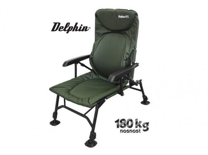 Rybářské křeslo Delphin RS