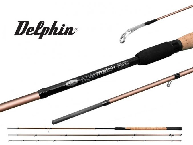 Prut Delphin Legia Match 390, 420