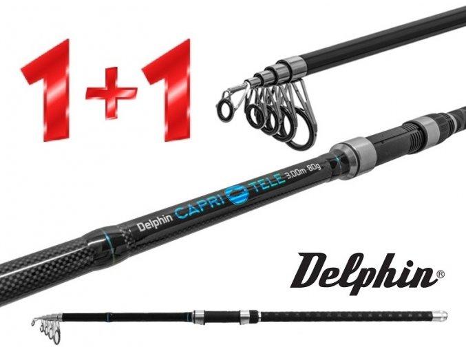 Prut Delphin Capri Tele 300 cm/80 g - AKCE 1+1