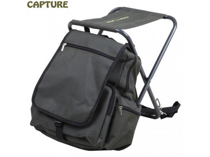 JAF Capture sedačka s taškou Traveller