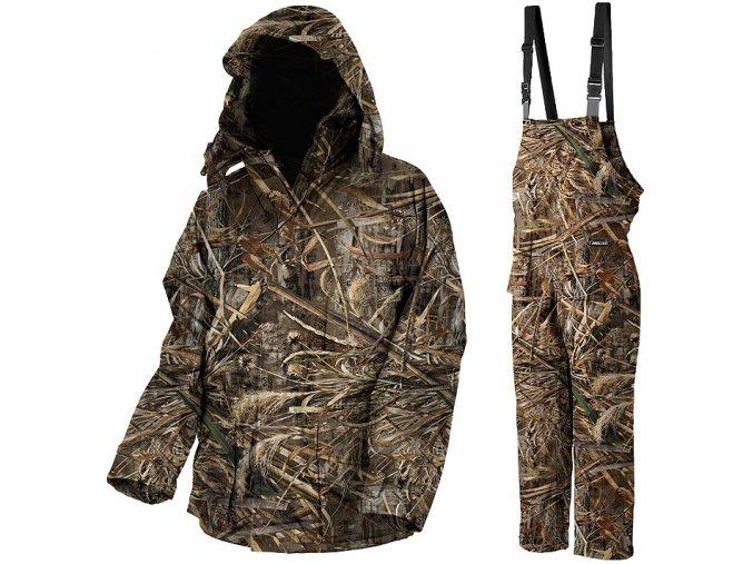 Zateplený oblek Prologic MAX5 Comfort Thermo Suit 2 PCS