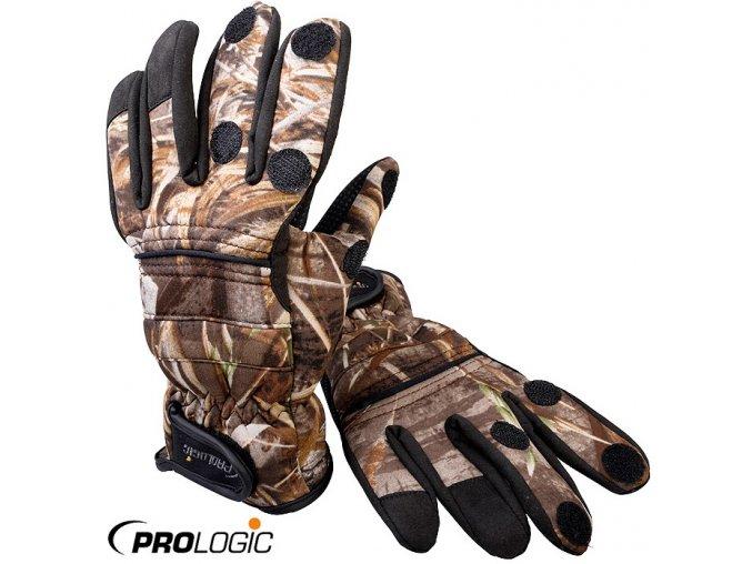 Neoprenové rukavice Prologic MAX5 Neoprene Glove