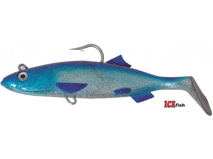 Umělá nástraha na moře ICE Fish SILT Sleď SB 20 cm/295 g