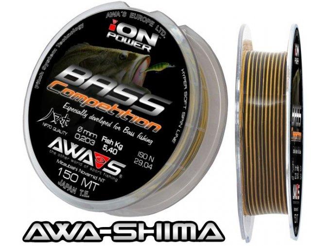 Vlasec Awa-Shima ION POWER Bass Competition Tournament 150 m