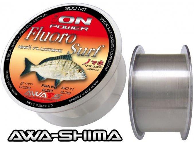 Vlasec Awa-Shima ION POWER Fluoro Surf 300 m