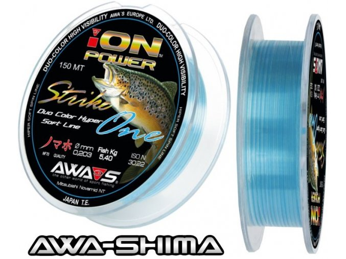 Vlasec Awa-Shima ION POWER Strike One 150 m