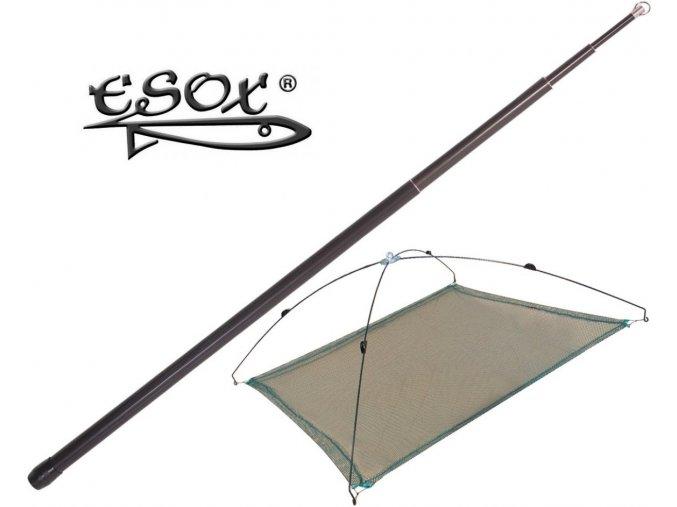 Čeřenová tyč Esox 350 cm