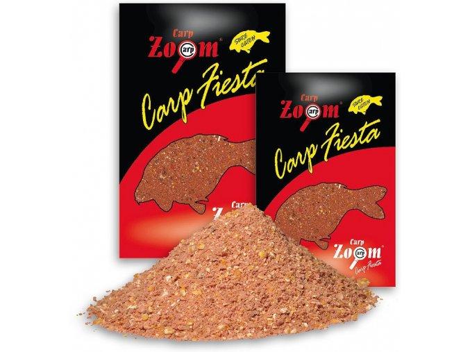 Krmení Carp Zoom Carp Fiesta Groundbaits 3 kg