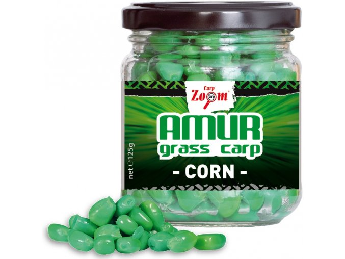 Kukuřice Carp Zoom Amur Grass Carp Corn 220 ml