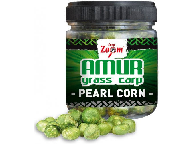 Foukaná kukuřice Carp Zoom Amur Grass Carp Pearl Corn 185 ml