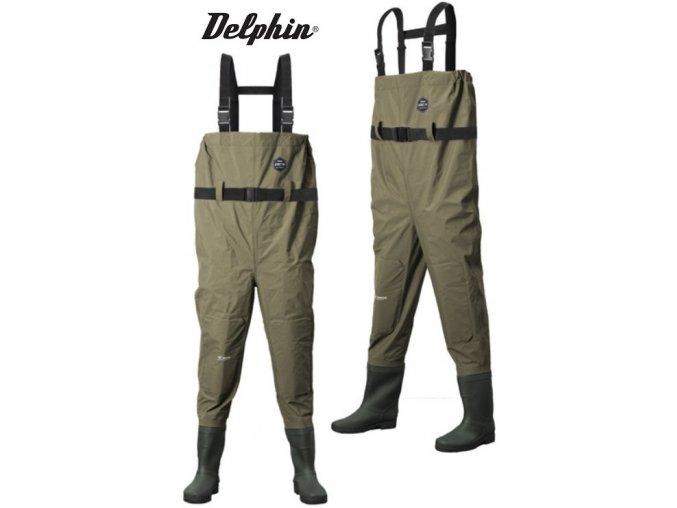 Prsačky Delphin HRON