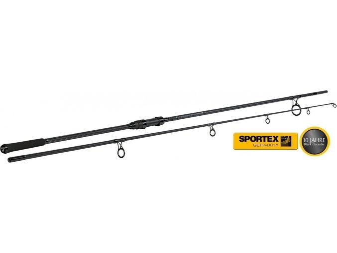 Prut Sportex Competition Carp CS-4 - 2dílný 365, 396 cm