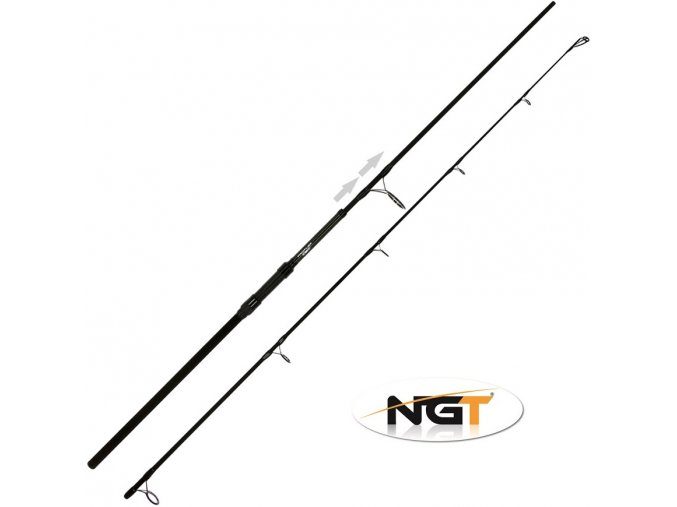 NGT prut Profiler Extender Carp Rod 10ft/3,5lb