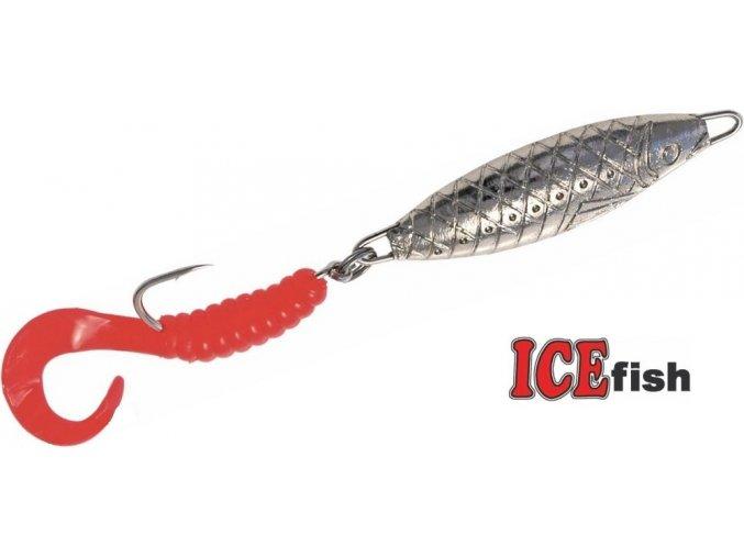Pilkin ICE Fish - ryba s twistrem
