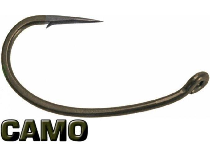 Háčky Carp System Camo CJ - 10 ks