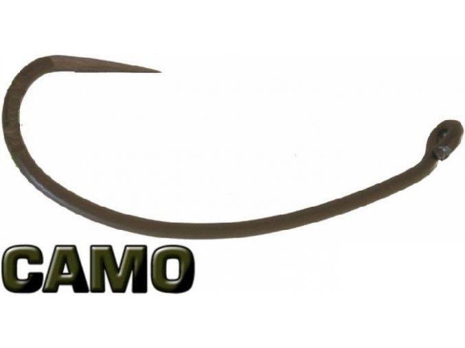Háčky Carp System Camo CKB bez protihrotu - 10 ks