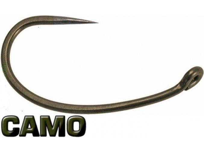 Háčky Carp System Camo CJB bez protihrotu - 10 ks