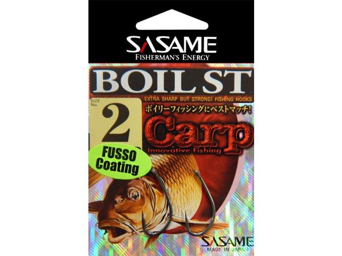 Háčky SASAME Boil ST Fusso Coating