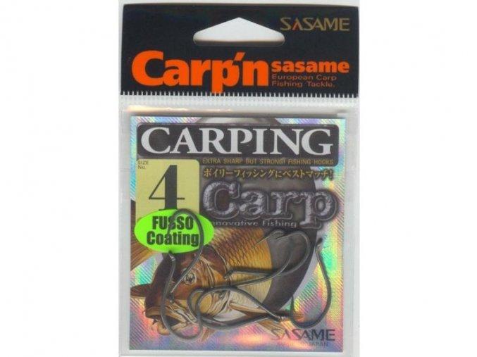 Háčky SASAME Carping Fusso Coating