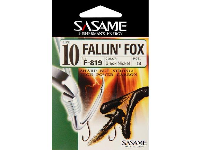 Háčky SASAME Fallin' Fox