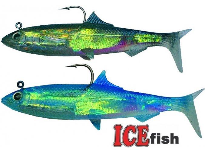 Slunky ICE Fish 10 cm/17 g - balení 2 ks