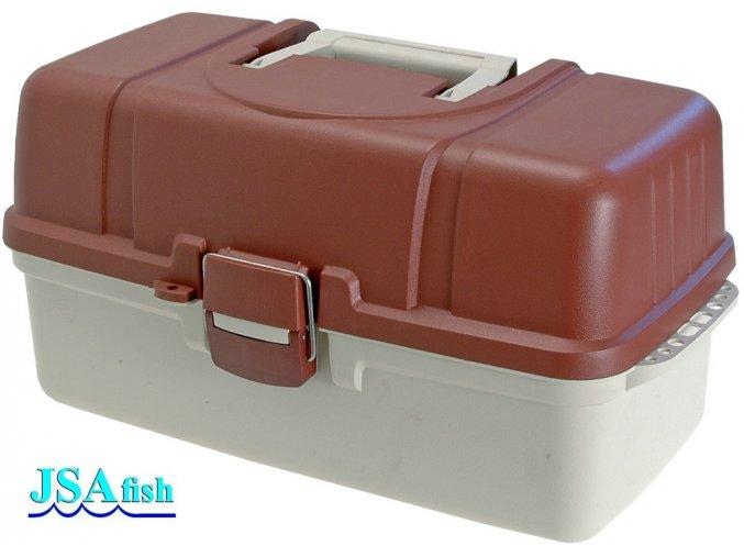 JSA Fish rybářský kufřík A4