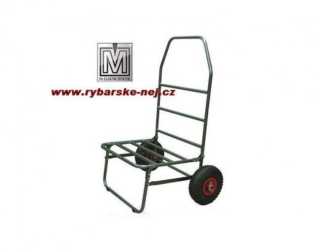 Elektrostatyk rybářský vozík W3