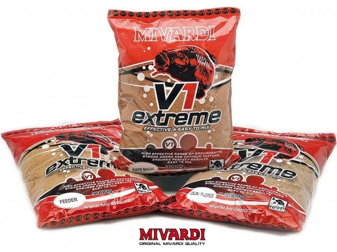 Krmítková směs Mivardi V1 Extreme 3 kg