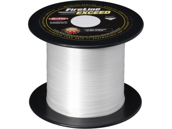 Berkley FireLine Exceed Crystal pletená šňůra 1 m