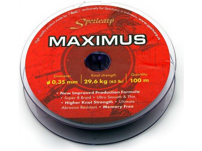 Sportcarp Maximus odhozová šňůra 100 m