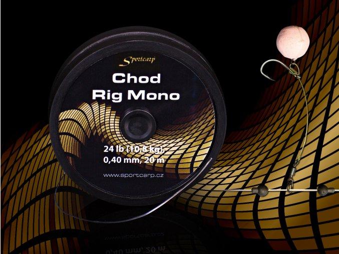 Vlasec Sportcarp Chod Rig Mono 20 m