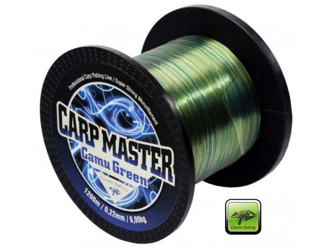 Vlasec Giants Fishing Carp Master Camou Green 1200 m