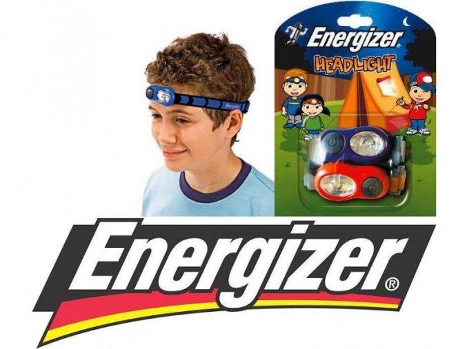 Dětská čelovka Energizer Kids LED Headlight