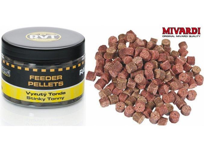 Mivardi feeder pelety Rapid 100 g