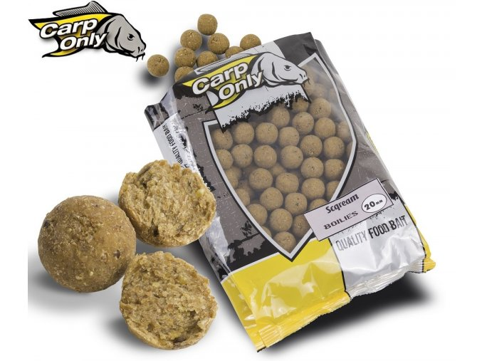 Boilies Carp Only Coco & Banana 1 kg