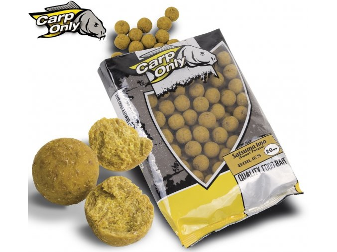 Boilies Carp Only Pineapple Fever 1 kg