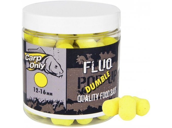 Carp Only Fluo Dumble Pop Up Yellow 100 g