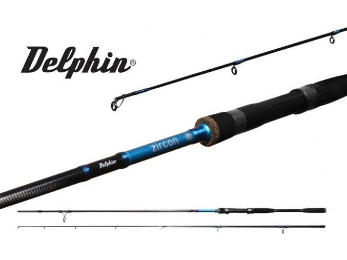 Prut Delphin Zircon Spin 240, 260