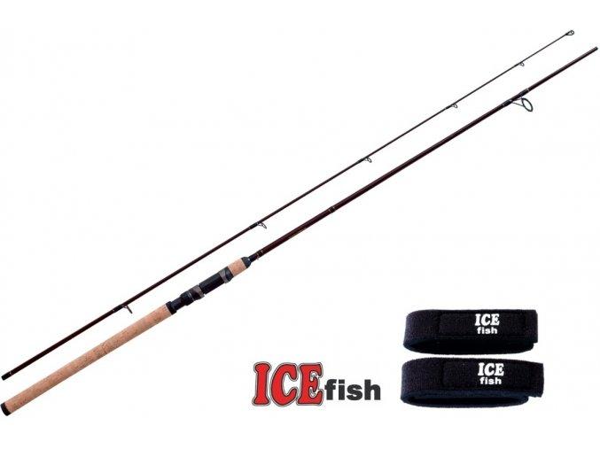 Prut ICE Fish Ryder 240, 270 + neoprenové pásky