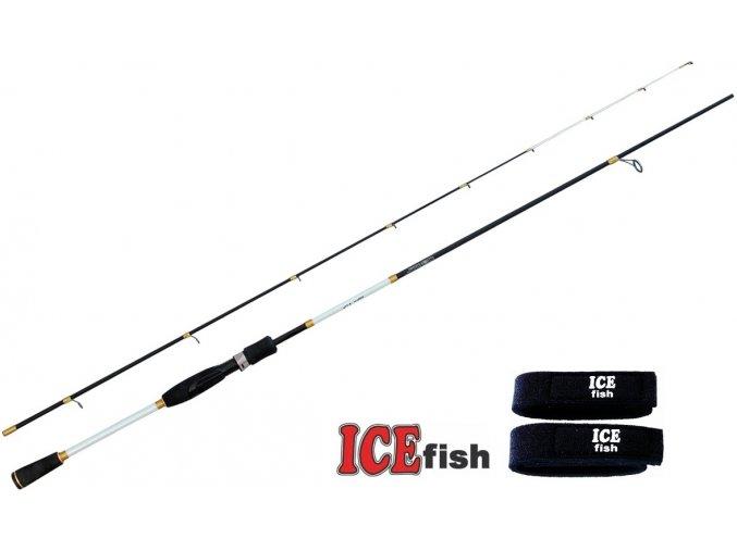 Prut Ice Fish Jigger 205, 220 + neoprenové pásky